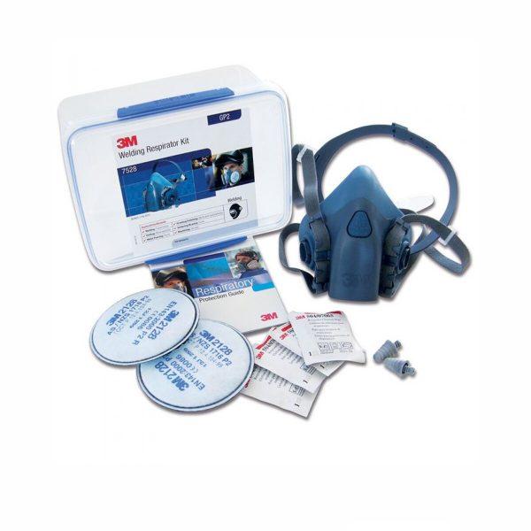 3M Welders Respirator Kit