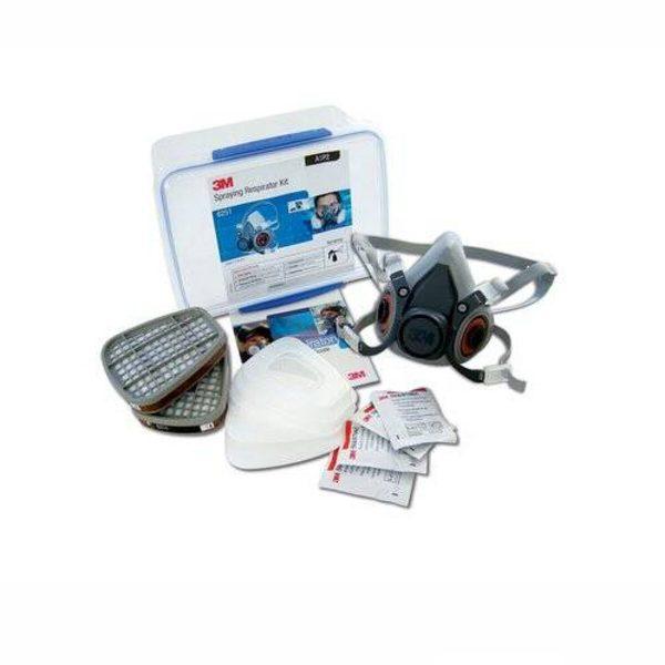 3M Painters Spraying Respirator Kit
