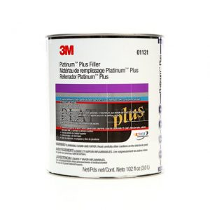 3M Platinum Plus Premium Body Filler