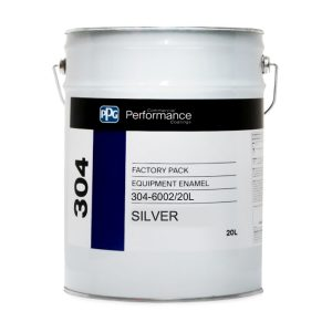 304 Equipment Enamel GLOSS SILVER