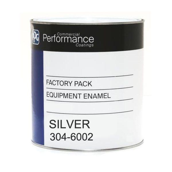 304 Equipment Enamel GLOSS SILVER