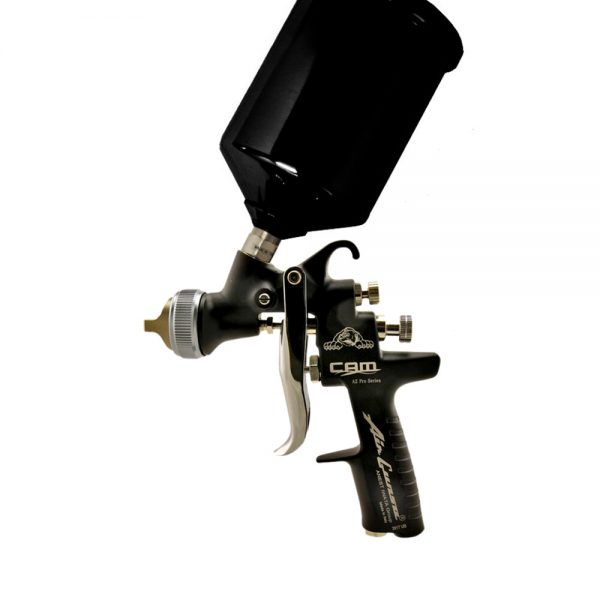 AZ3 Black Bear Spray Gun Anest Iwata