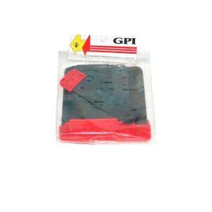 Body Filler Applicators Metal Plastic Handle Assorted