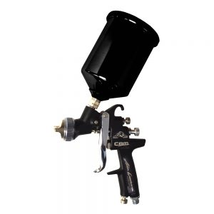 CAM BLACK BEAR SPRAY GUN AZ3 By Anest Iwata