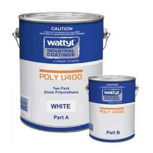 Wattyl Poly U400 High Opacity White