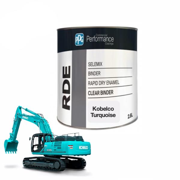 PPG Rapid Dry Enamel – KOBELCO TURQUOISE