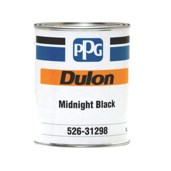 DULON ACRYLIC LACQUER MIDNIGHT BLACK