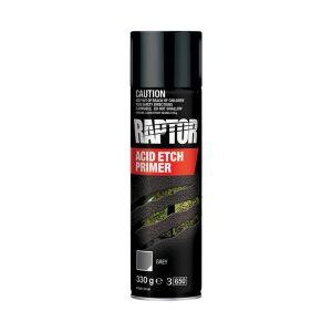 RAPTOR Acid Etch Anti-Corrosive Metal Primer Aerosol