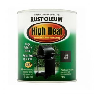 Rust-Oleum® Specialty High Heat Spray 946ml BBQ BLACK