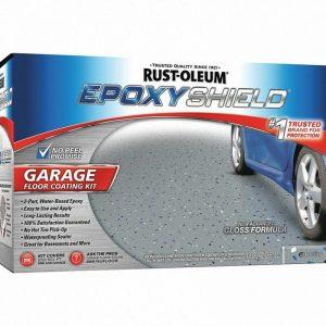 Rustoleum Epoxyshield Garage Floor Kit GREY