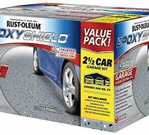 Rustoleum Epoxyshield Garage Floor Coating Kit – GREY BLUE