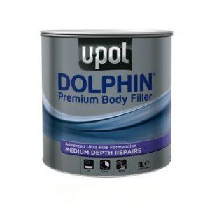 Upol Dolphin Premium Body Filler 3L