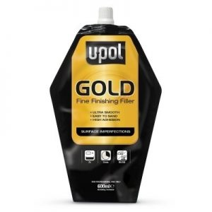 Upol Gold Fine Finishing Filler 600ml Bag