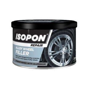 Upol Isopon Metalik Smooth Metallic Body Filler 250ml