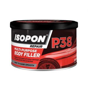 Upol Isopon P38 Bodyfiller Tin 250ml
