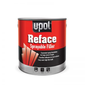 Upol Reface Polyester Spray Filler 2.5L