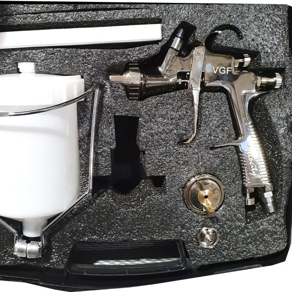 Velocity Gravity Spray Gun Kit