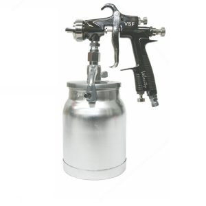 Velocity Suction Spray Gun