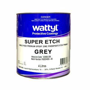 Wattyl Super Etch Primer