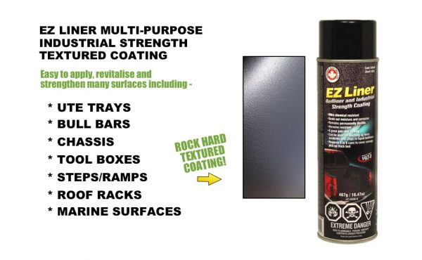 EZ Liner Bedliner Industrial Strength Coating