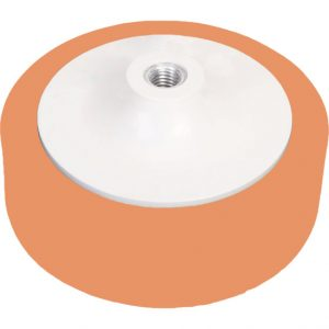 150mm Foam Polishing Buff Pad – Orange Firm