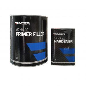 Pacer 2K Primer Filler Kit