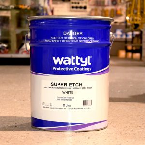 Wattyl Super Etch Primer White 20L