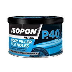 Upol Isopon P40 Fibreglass Filler 1L