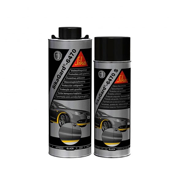 SikaGard 6470 Stone Chip Protection Coating