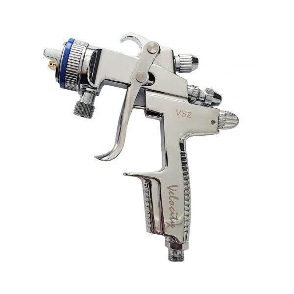 Velocity VS2 Suction Spray Gun with Hard Case