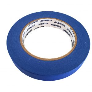 Automask Blue Series Automotive Masking Tape 18mm