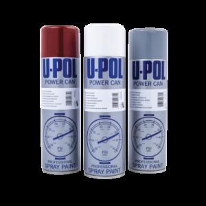 U-pol Power Cans