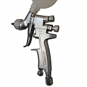 Atomex Xfinish 403 – HVLP Mini Gravity Spray Gun