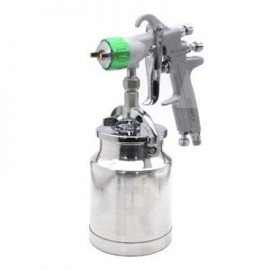 Atomex Xfinish 408 HVLP 2.5mm Suction Spray Gun