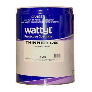 WATTYL L760 THINNER 20L