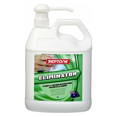 Eliminator Hand Cleaner 4L