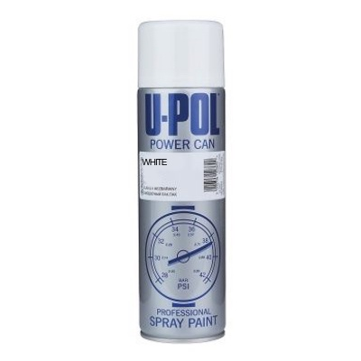 Upol Power Can GLOSS WHITE