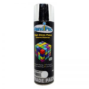 Handipac Aerosol Metallic Chrome