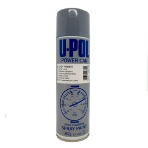 UPOL POWER CAN PRIMER FILLER GREY AEROSOL