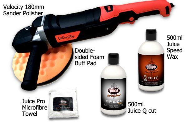 Pro Cutting & Polishing Kit