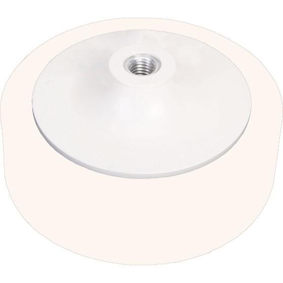 150mm Foam Polishing Buff Pad – White Medium