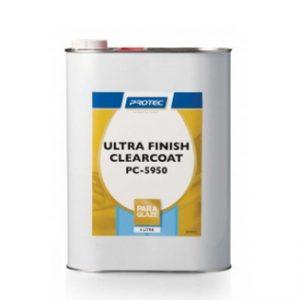 PC-5950 PARAGLAZE ULTRA FINISH CLEARCOAT 5L