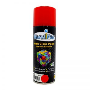 Handipac Aerosol Gloss Red