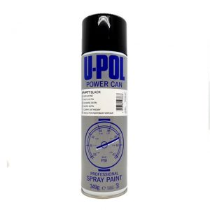 Upol Power Can MATT BLACK