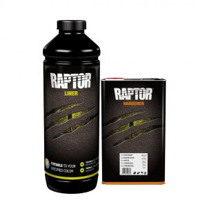 Raptor Liner Black 1L Kit