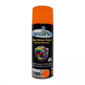 Handipac Aerosol Gloss Orange