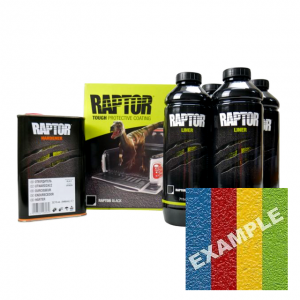 Raptor Liner *TINTED* 4L Kit