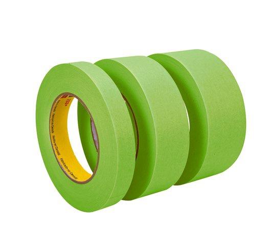 3M™ High Performance Green Masking Tape 401+ 24MM