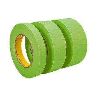 3M™ High Performance Green Masking Tape 401+ 18MM