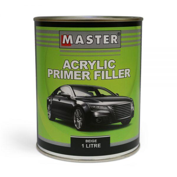 Master Acrylic Primer Filler 1L